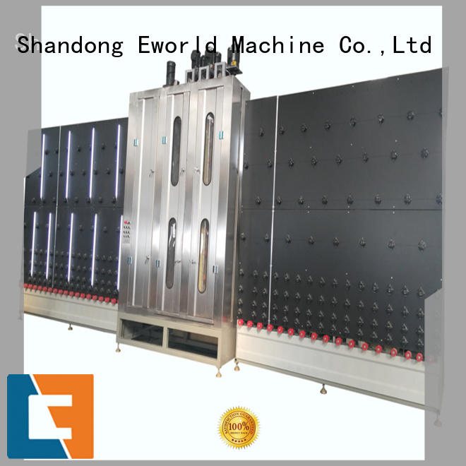 inventive glass washing and drying machine horizontal factory for manufacturing