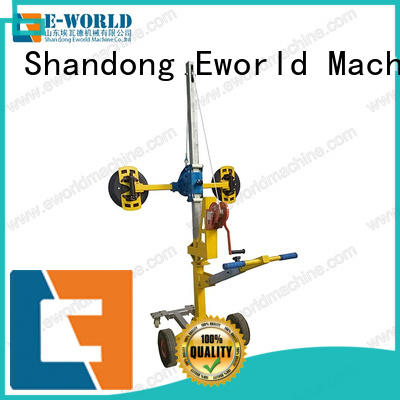 standardized glass lifting machine customized terrific value for industry