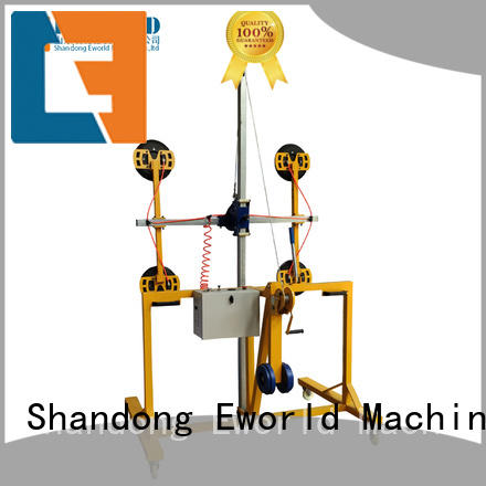 standardized glass loading unloading lifter suction supplier for distributor