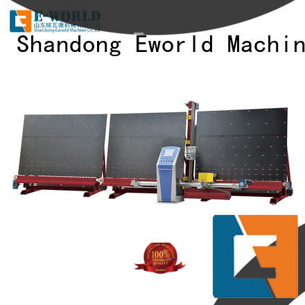 Eworld Machine low moq glass glazing machine wholesaler for commercial industry