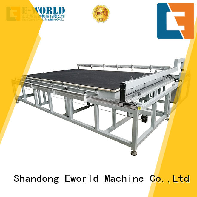 reasonable structure arc glass cutting machine shaped dedicated service for machine