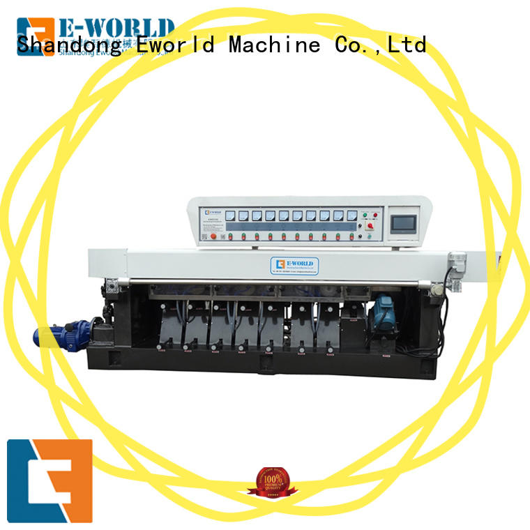 trade assurance small glass edge polishing machine pencil supplier for industrial production