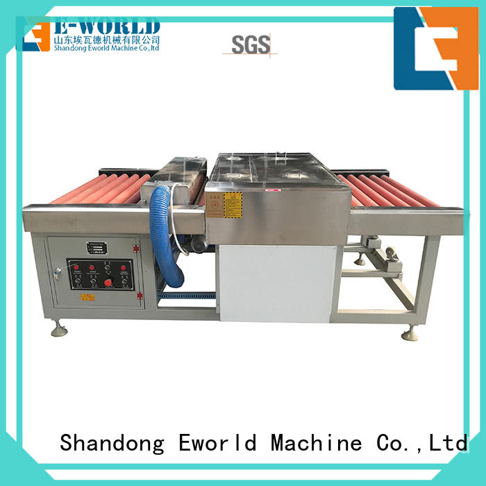 technological flat glass washing machine international trader for industry