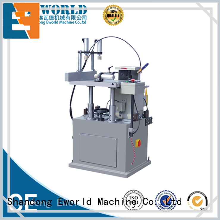 Eworld Machine technological upvc and aluminum window machine OEM/ODM services for manufacturing