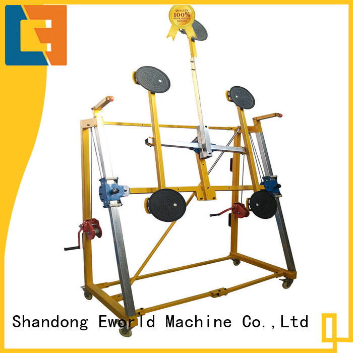 Eworld Machine original glass lifting machine terrific value for sale